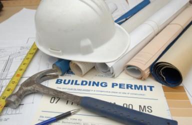 Building Permit clipart